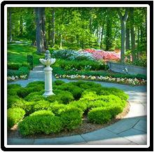 Gardens at Winterthur